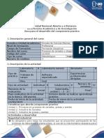 Guía Para El Desarrollo Del Componente Práctico in Situ y Con Apoyo Tecnológico - Simulador Virtual Plant