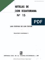 Cueva de Los Tallos Informe