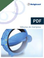 Catalogo de Válvulas de Mariposa Belglcast