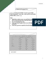 Equal Friction Method for Duct Design