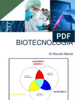 Biotecnologia Presentación Tema I
