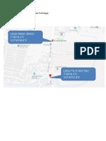 Lokasi Pekerjaan Tie in Connect to Pertagas