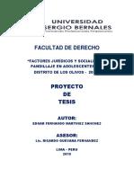 Proyecto de Tesis Manolo