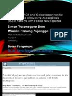 PCR, Invasive Aspergillosis, Simon n Hanung, Mikro UI, 2019.pptx