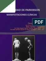 ENFERMEDAD DE PARKINSON Clase - Exposición.pptx