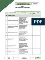 Bab 14 Daftar Kriteria Penerimaan