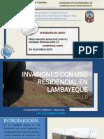 INVASIONES-CON-USO-RESIDENCIAL-EN-LAMBAYEQUE.pptx