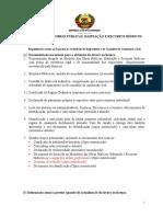 Requisitos Para o Licenciamento de Empr e de Consult de Constr Civil