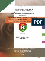 Jimmy Firmus Bulu (Makalah UTS AKP) PDF
