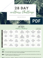 28 Day Wellness