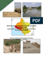 Informe_mapa de Susceptibilidad de Lambayeque