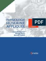 Physiologie Humaine Appliqu e