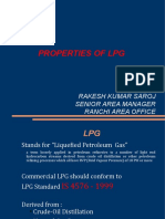 LPG Properties RKS