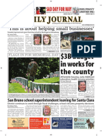 San Mateo Daily Journal 05-25-19 Edition