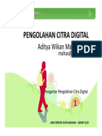 Modul Pengolahan Citra Digital