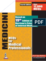 Medicine MCQs for Medical Professionals