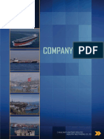 Canalship Corporate Profile en 2