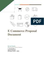 E Comm Project Proposal(3)