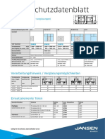 Brandschutzdatenblatt Schueco ADS80 FR30 De