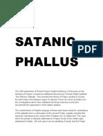 The Satanic Phallus