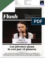 Greta - Cambio 16