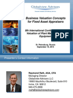 Russia ICVPME Business Valuation Overview 18Sept13
