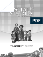 SST-1 Teachers Guide