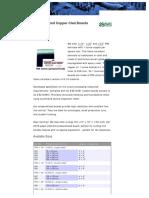 Pcb Datasheet