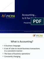 Accounting for You