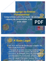 O Pedagogo No Ensino Fundamental