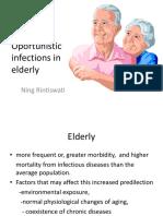 Oportunistic in Elderly