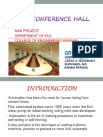 Smart Conference Hall