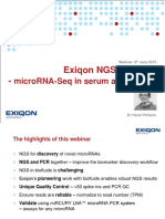Biofluids NGS Webinar June9 2015 Slides