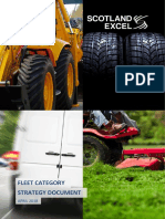 Fleet Category Strategy 2018