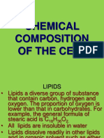CB- 4b Chemical Composition of the Cell
