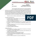 Auditoria Administrativa III