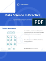 Data Science in Practice