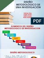 Diseño Metodológico de Una Investigación