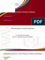 Session 1 Introduction to Research Methods