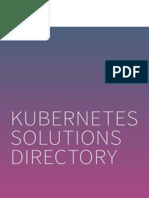 TheNewStack Book101 KubernetesSolutionsDirectory (1