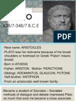 UTS Plato Report