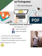 Eslaides - Portugues - Patrick - c4 Ortografiapdf