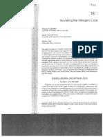Modelling the Nitrogen cycle