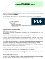 Guide de Lecture Du Referentiel Engagement QUALITE Version PDF