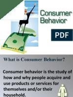 Consumer Behavior in Service Marketing by p.rai87@Gmail
