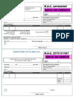 Notas de Credito y Debito Imperios Textil (1)