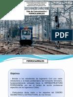 Ferrocarriles - Conceptos Generales 2014