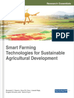 Smart Farming Technologies for Sustainable Agricultural Development