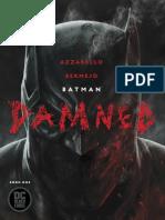 HQ Batman Damned 01 of 03 2018