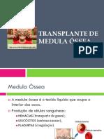 Transplante de Medula Ossea